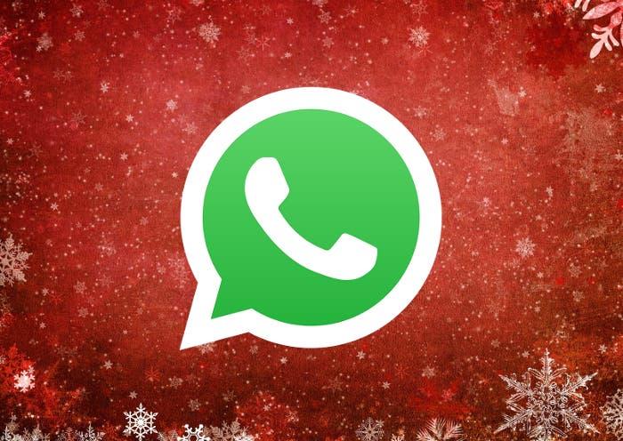Descarga gratis los nuevos stickers de Navidad — WhatsApp