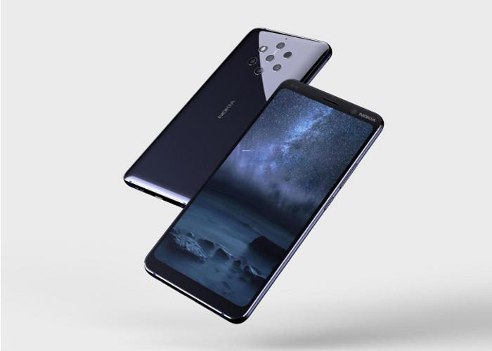 Nokia admite que han tenido problemas con las 5 cámaras del Nokia 9 Pureview