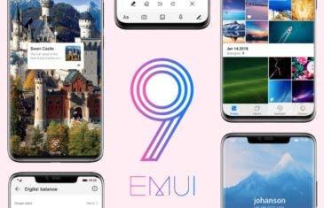 Huawei lanza la beta de EMUI 9 para otros nueve smartphones de Huawei y Honor