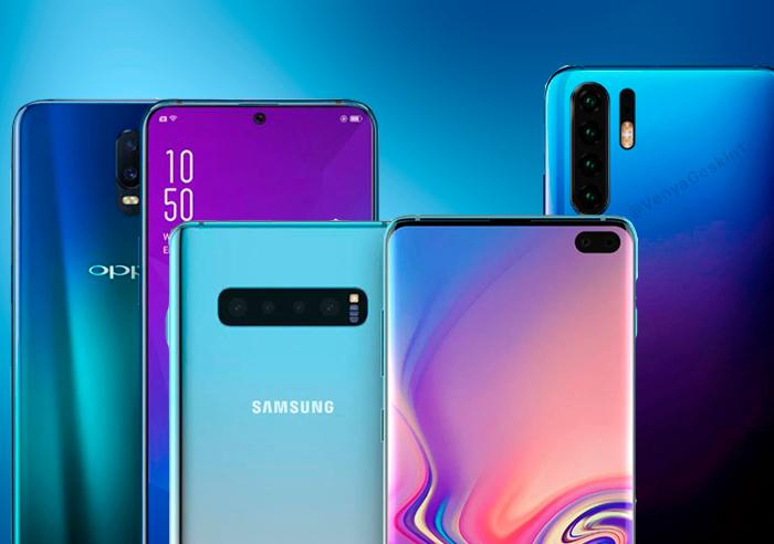 Los mejores móviles que nos esperan en 2019: OnePlus, Samsung, Sony, Huawei…