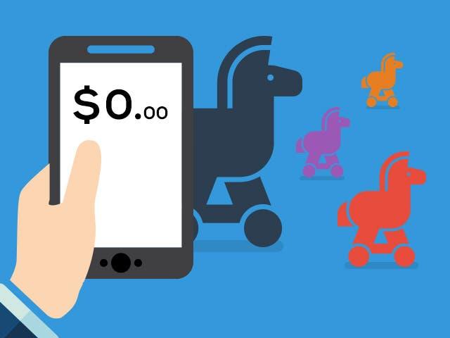 Este troyano en Android puede robarte más de 1.000 euros de PayPal