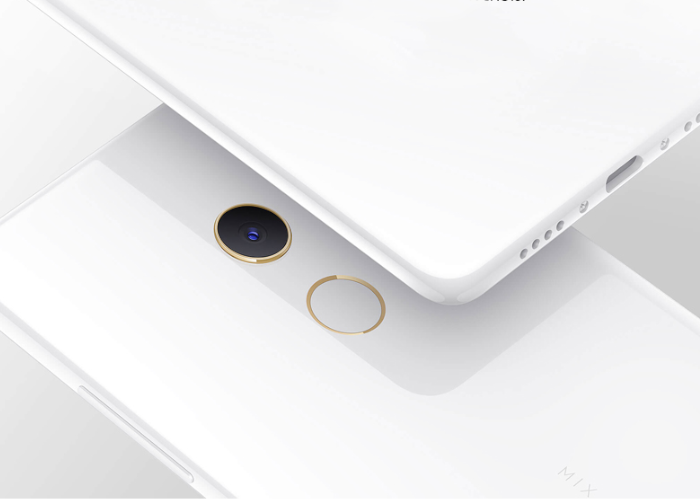 Xiaomi Mi MIX 2 SE blanco