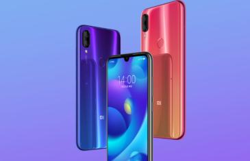 El Xiaomi Play es oficial: un móvil muy económico con buen diseño