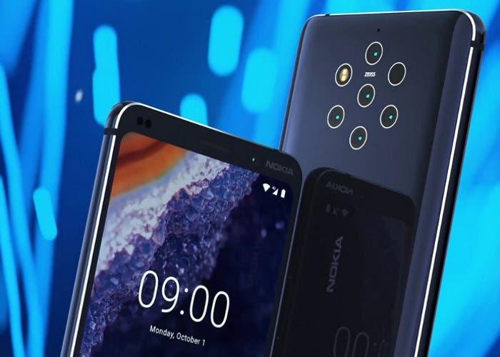 El Nokia 9 llegaría con un cargador de 18W en su caja