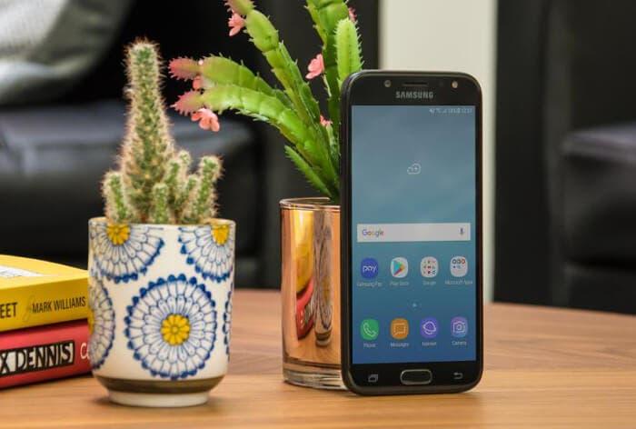 Los Samsung Galaxy J5 y el Galaxy J5 Pro reciben ARCore