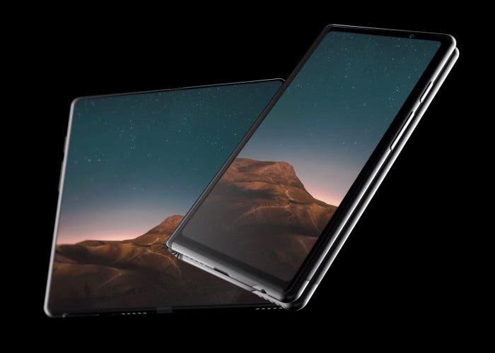 Samsung podría presentar su smartphone plegable en el evento del Samsung Galaxy S10