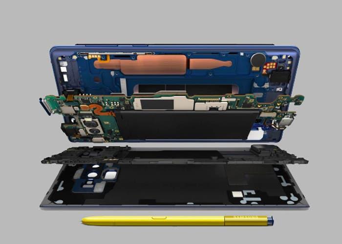 El Samsung Galaxy S10 5G podría tener 256GB de memoria interna como mínimo