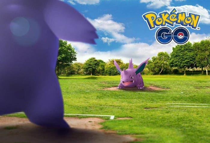 Palkia aparece en las incursiones de Pokémon Go