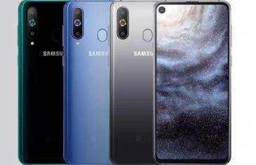 El Samsung Galaxy A30 aparece en Geekbench con el Exynos 7885