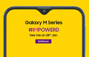Los Samsung Galaxy M ya tienen fecha oficial de presentación