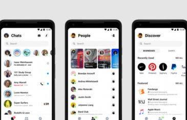 Facebook Messenger se rediseña y provoca críticas entre los usuarios