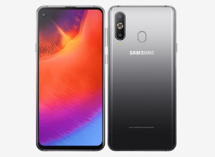 El Samsung Galaxy A9 Pro es oficial: agujero en pantalla, Snapdragon 710 y triple cámara