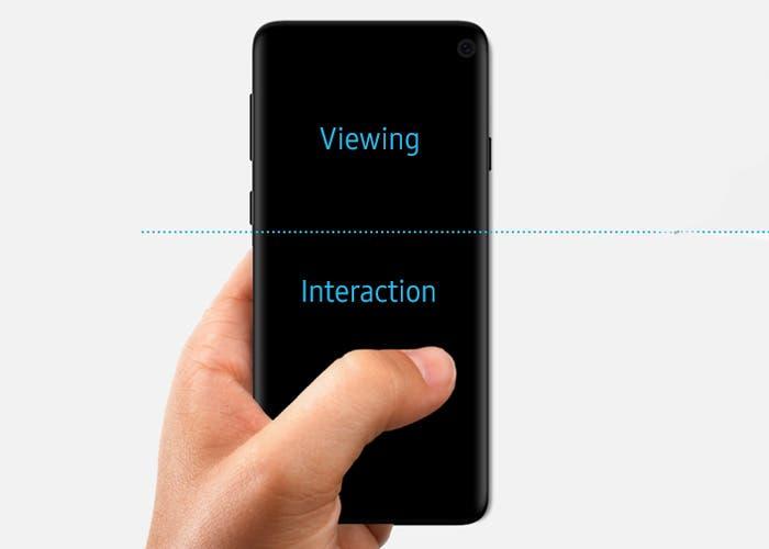 Samsung Galaxy S10: se confirma el lector de huellas en pantalla gracias a Samsung Pay