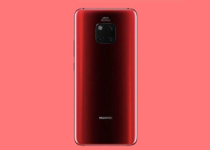 El Huawei Mate 20 llegará en dos nuevas variantes de color