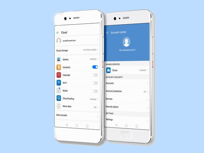 Huawei Mobile Cloud: se revelan los precios de la nube de Huawei