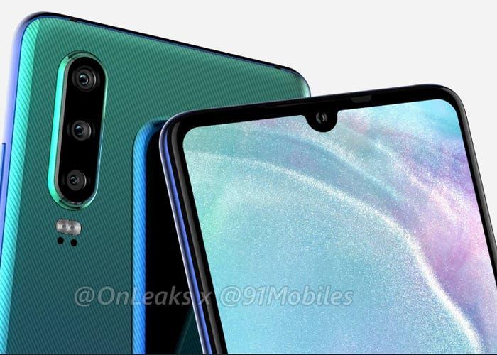Huawei P30 y P30 Pro: novedades en pantalla, RAM y sistema fotográfico