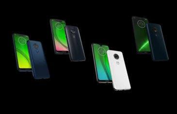 Motorola Moto G7: se filtran todas las versiones y sus características