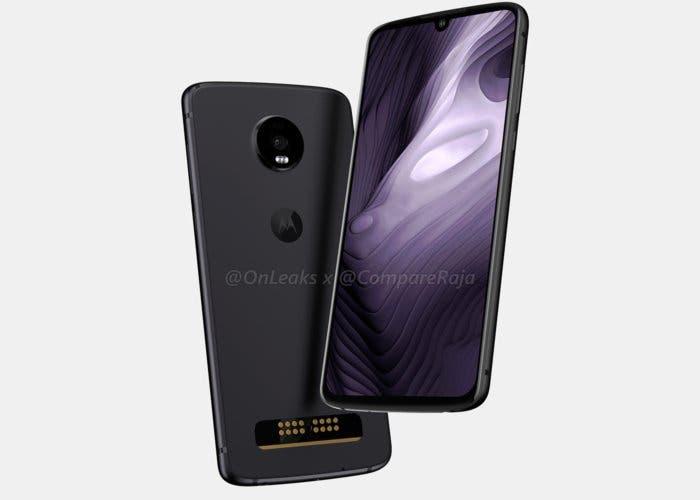 Así es el Motorola Moto Z4 Play: imágenes y vídeo en alta definición