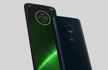 Filtrado el diseño y el precio de los Motorola Moto G7