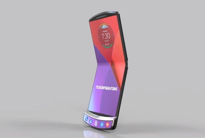 El Motorola RAZR volverá en febrero reconvertido en un dispositivo plegable