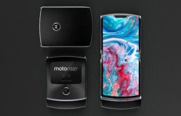 Motorola Razr 2019: se filtran las características del móvil plegable de Motorola