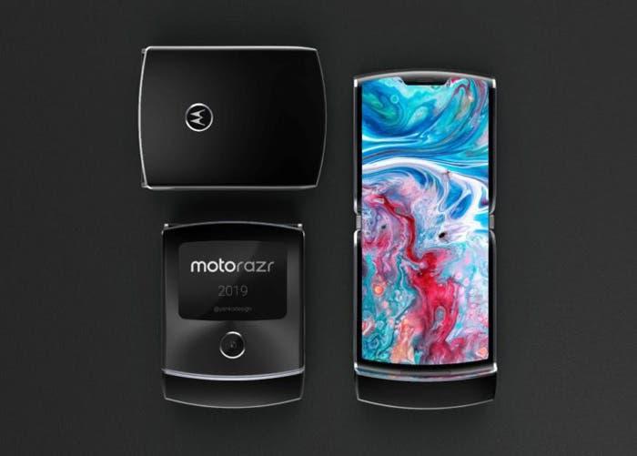 Así sería el Motorola RAZR según los nuevos renders