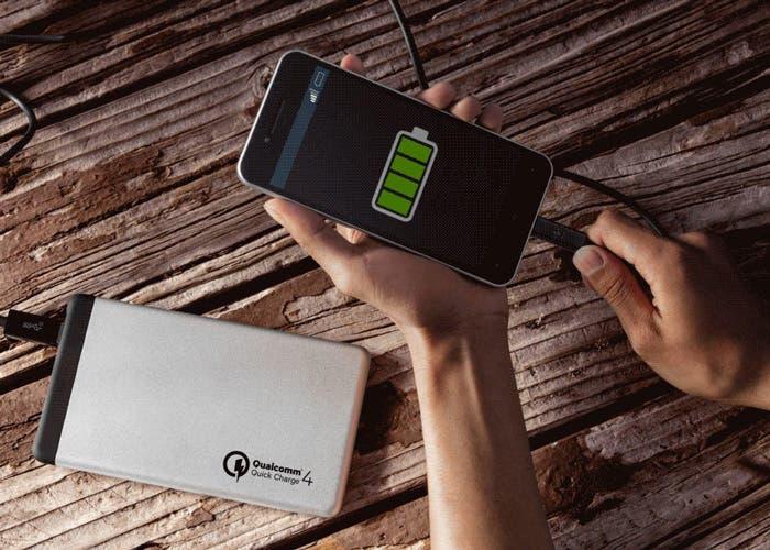 Todos los móviles compatibles con Quick Charge 4 / 4+
