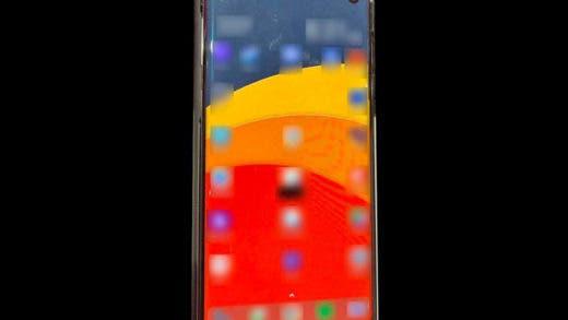 Samsung Galaxy S10: ¡la primera fotografía real ya está aquí!