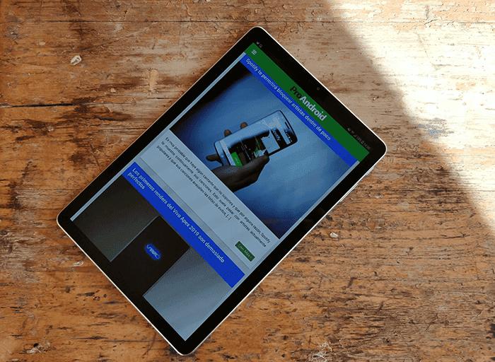 Análisis de la Samsung Galaxy Tab S4: la mejor opción del mercado en tablets Android
