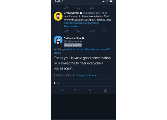 Twitter prueba una función para identificar al creador de un hilo