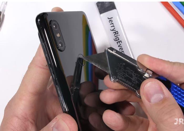 ¿Cuánto puede aguantar el Xiaomi Mi MIX 3 en el test de durabilidad?