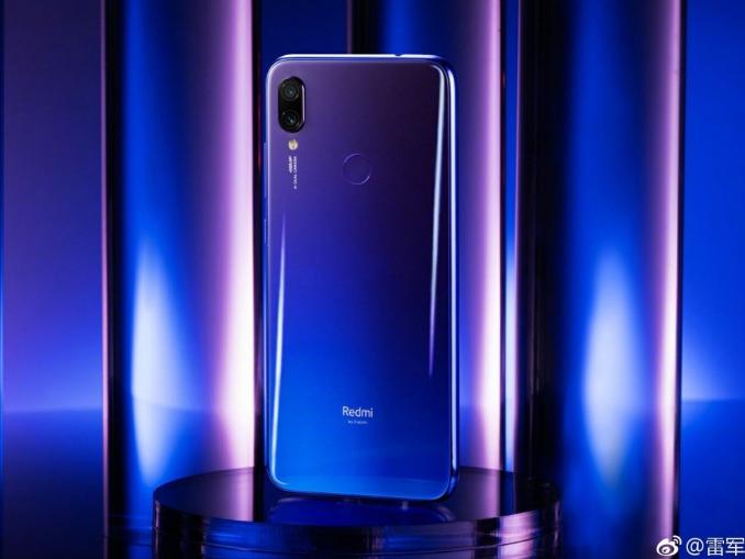Llega el Redmi Note 7, un smartphone con cámara de 48 megapíxeles