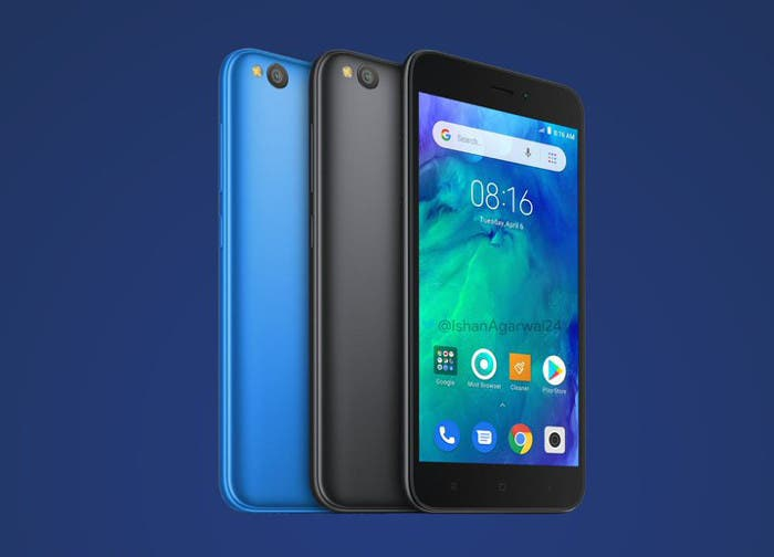 El Xiaomi Redmi Go ya disponible en España, así es el móvil más económico de la compañía