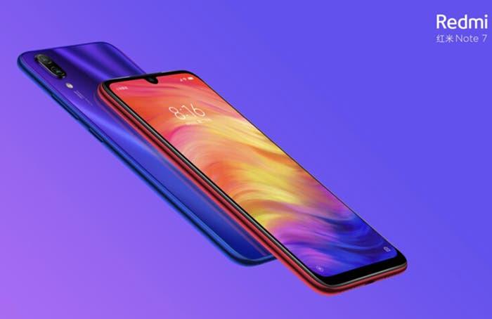 El Xiaomi Redmi Note 7 es oficial: cámara de 48 megapíxeles, Snapdragon 660  y nuevo diseño