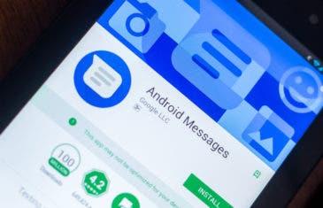 La aplicación de Mensajes Android ahora tiene un filtro de spam para los SMS