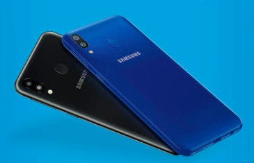 Samsung Galaxy M10s filtrado: pantalla gigante y mucha batería