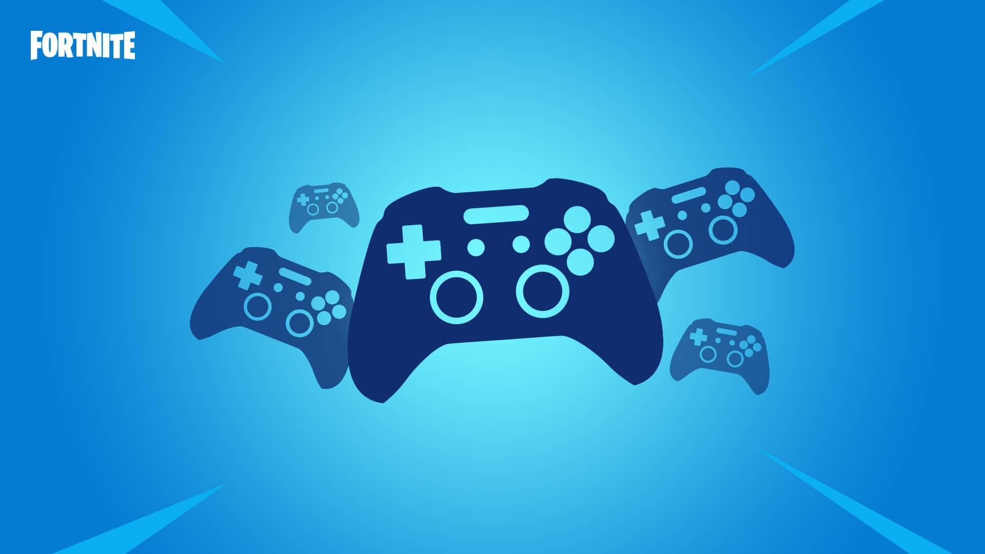 Gamepad Fortnite