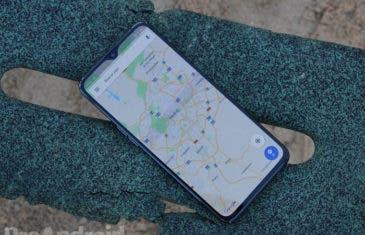 Google Maps ya permite reportar radares y accidentes de tráfico