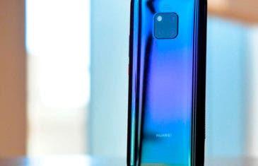 Los Huawei Mate 20 Pro y Mate 20 X reciben mejoras en la cámara y el desbloqueo facial
