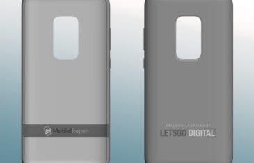 El Huawei Mate 30 Pro podría incluir hasta 5 cámaras según esta patente