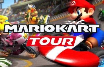 Ya disponible la beta de Mario Kart para Android que no podrás probar