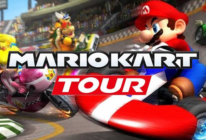 Mario Kart Tour para Android ya disponible para descargar