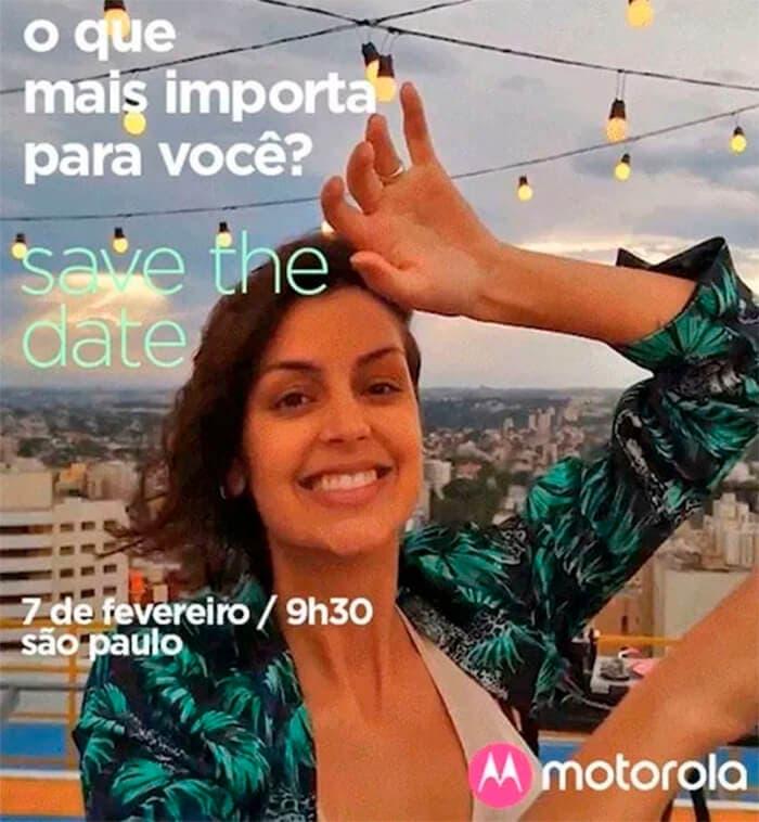 Motorola Moto G7 presentación en Brasil