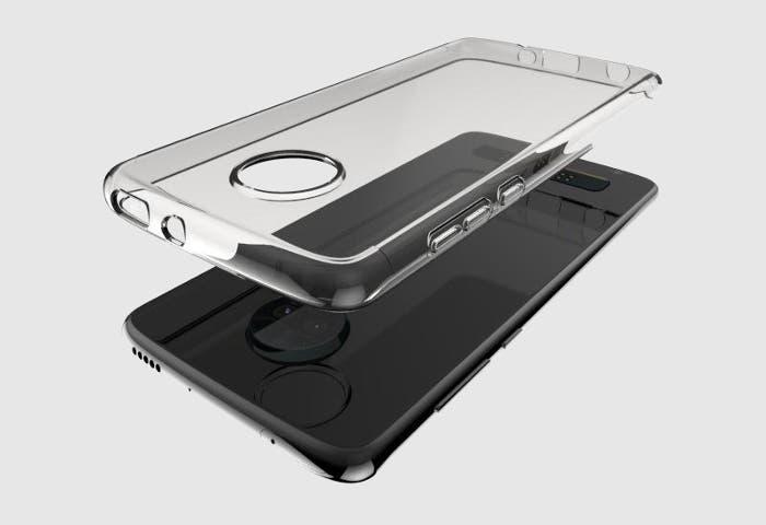 Filtrado el Motorola Moto Z4 Play con notch y sin apenas biseles