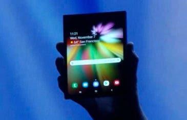 El móvil plegable de Samsung podría costar el doble que el Galaxy Note 9