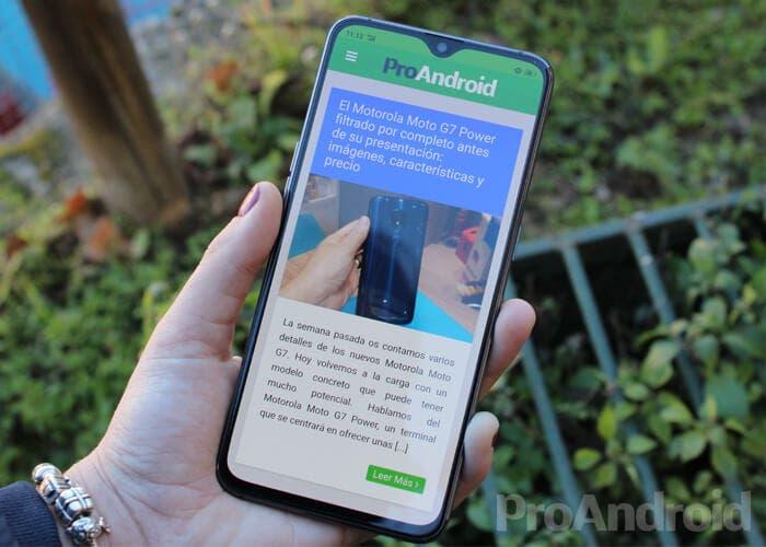 Análisis del Oppo RX17 Pro, un teléfono casi perfecto