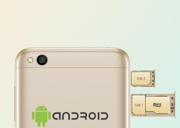 Xiaomi Redmi Go, así podría ser el móvil más económico de Xiaomi con Android Go