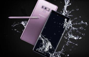 Oferta del día en Amazon: el Samsung Galaxy Note 9 con 200 euros de descuento