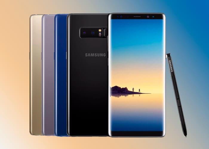 La actualización a Android Pie del Samsung Galaxy Note 9 se retrasa