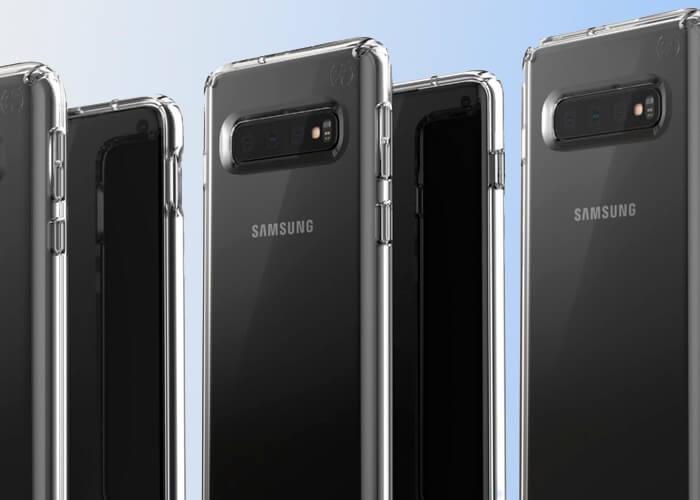 Samsung Galaxy S10 y variantes